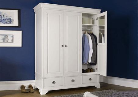 101cm to 150cm Wardrobes