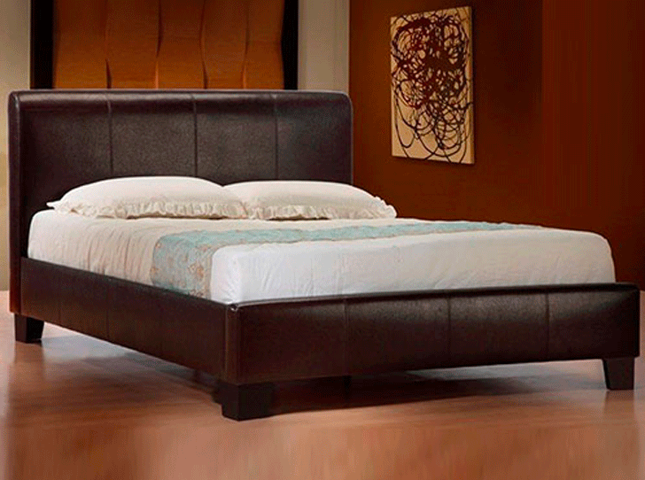 Leather Bedsteads
